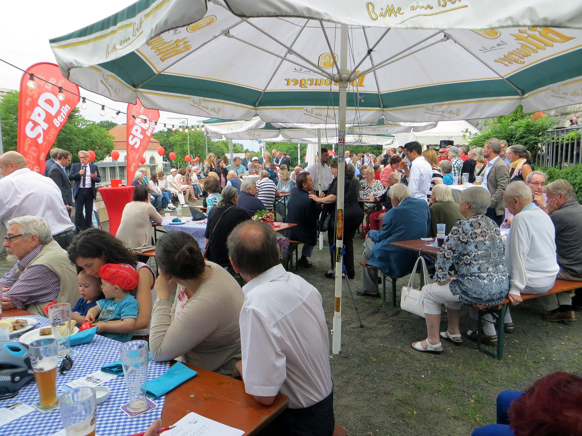 Terrassenfest 2017