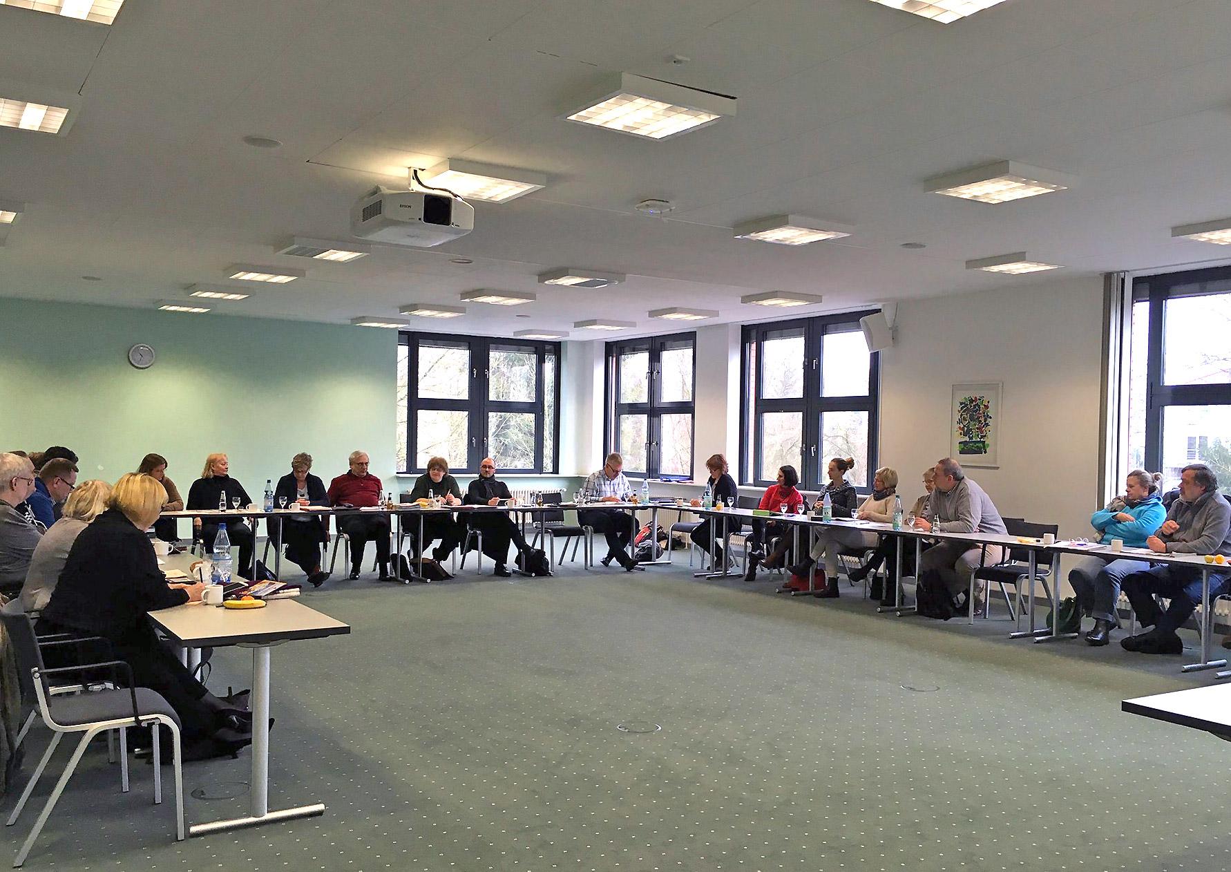 Klausurtagung SPD-Fraktion Charlottenburg-Wilmersdorf, Dezember 2017