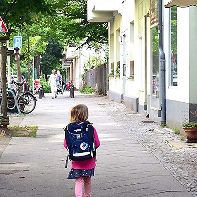 Foto: Schulkind