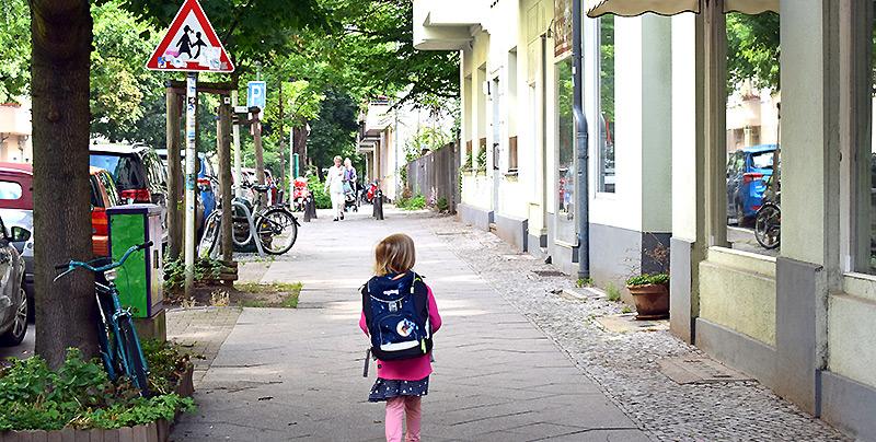 Schulwegsicherheit