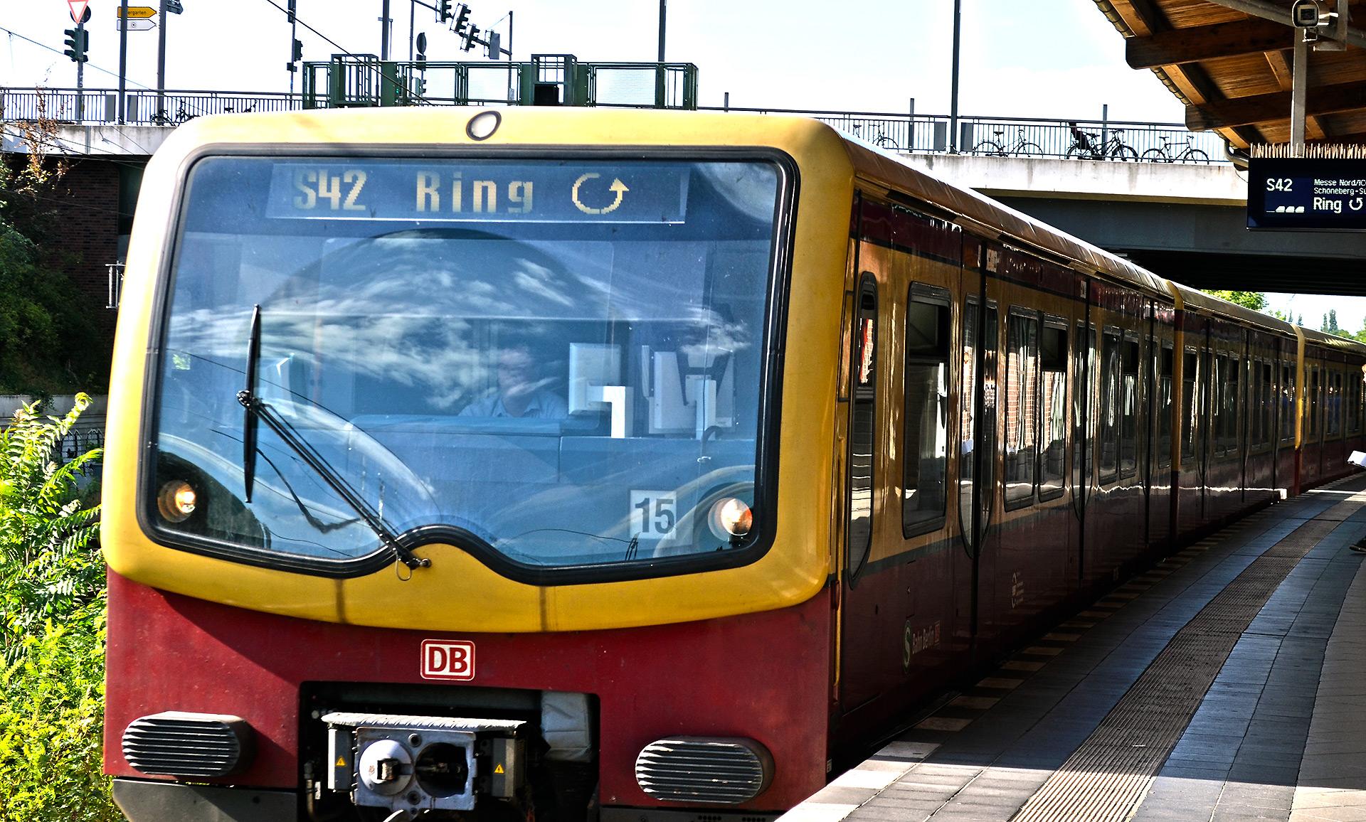 Foto S-Bahn