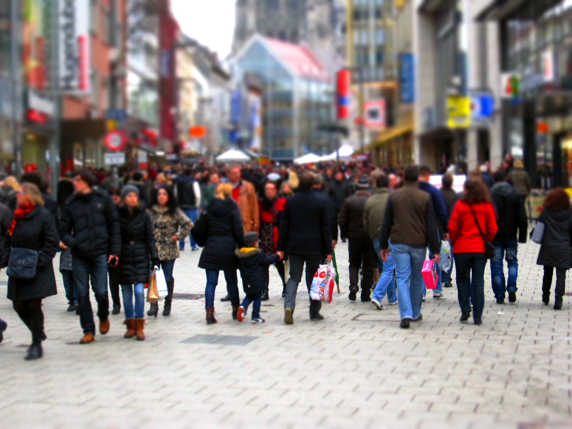 Foto: Einkaufsstraße